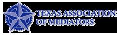 Star Icon, Text: Texas Association of Mediators